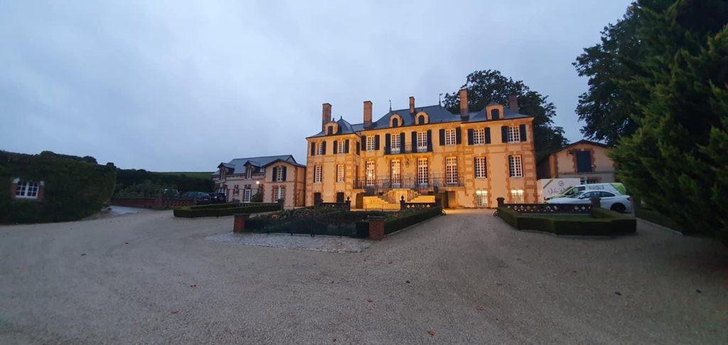 Château de la Marquetterie.