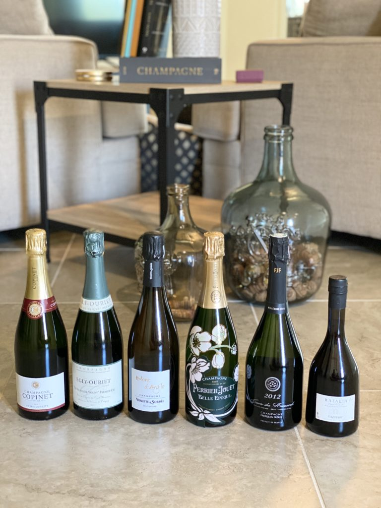 Champagne picks for Global Champagne Day 2020 by Gina Lyons.