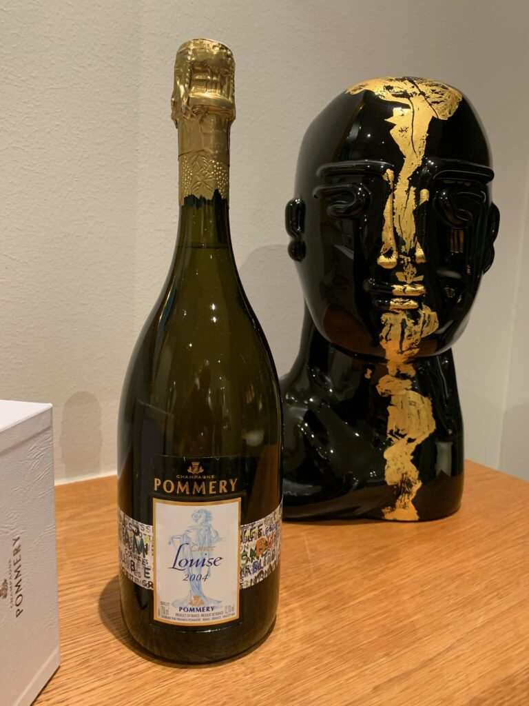 The cuvée de prestige, Louise Pommery, doesn't fit that description since its silky and soft directly with a pure flowery bouquet from Avize and a soft structure from Aÿ. I have been amazed time and again by the greatness of the older vintages from Pommery.
