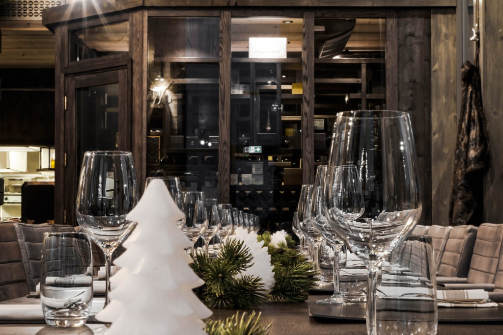 """In 2020, Skigaarden was for the third year in a row, awarded with the 'Best Champagne List' in Norway by the Norwegian Sommelier Association and the magazine/newspaper Kapital. Our wine-list was also awarded """"Best of Award of Excellence"""" by Wine Spectator. We are proud that our efforts over the past years have been recognized.'"""
